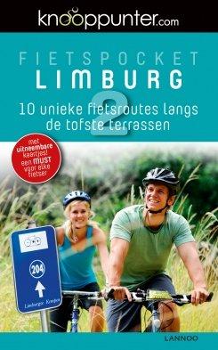 Fietspocket Limburg (B) 9789401420761  Lannoo Knooppunter  Fietsgidsen Vlaanderen & Brussel