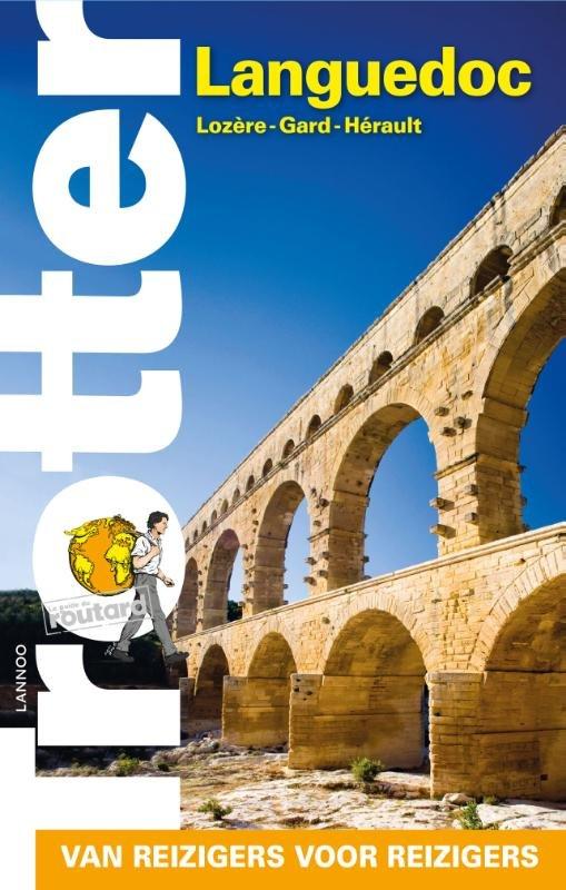 Trotter Languedoc 9789401423045  Lannoo Trotter  Reisgidsen Languedoc, Hérault, Aude, Tarn