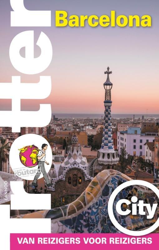 Trotter Barcelona (Trotter City) 9789401423144  Lannoo Trotter  Reisgidsen Barcelona