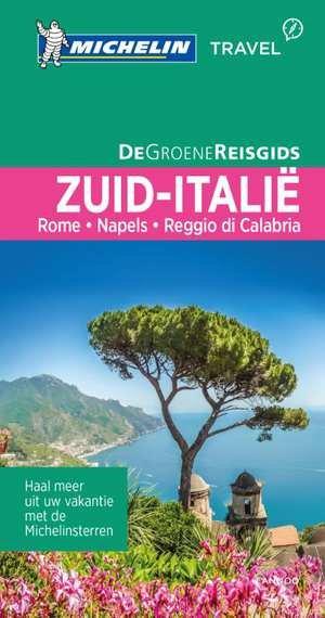 Zuid-Italie | Michelin reisgids 9789401431163  Michelin Michelin Groene gidsen  Reisgidsen Napels en Zuid-Italië