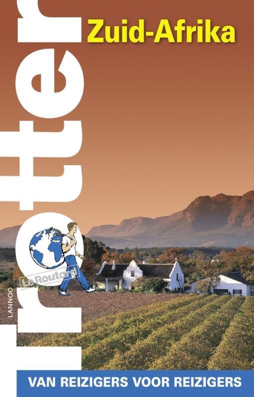 Trotter Zuid-Afrika 9789401431835  Lannoo Trotter  Reisgidsen Zuid-Afrika