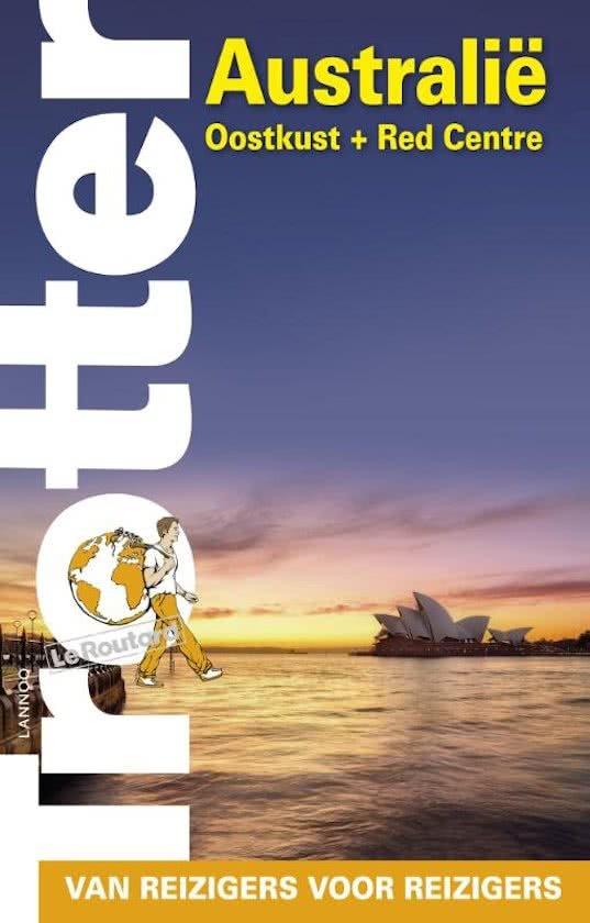 Trotter Australië 9789401440004  Lannoo Trotter  Reisgidsen Australië