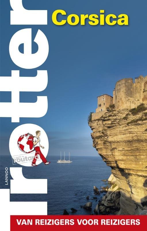 Trotter Corsica 9789401440028  Lannoo Trotter  Reisgidsen Corsica