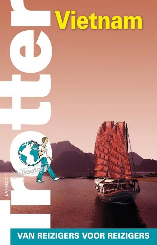 Trotter Vietnam 9789401440134  Lannoo Trotter  Reisgidsen Vietnam