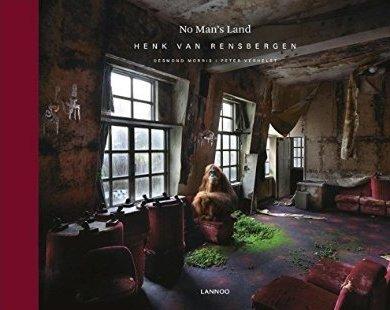 No Man's Land   Henk van Rensbergen 9789401443869 Henk van Rensbergen, Peter Verhelst Lannoo   Fotoboeken Wereld als geheel