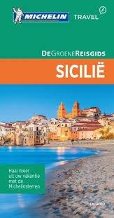 Sicilië   Michelin reisgids 9789401448673  Michelin Michelin Groene gidsen  Reisgidsen Sicilië