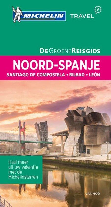 Noord-Spanje | Michelin reisgids 9789401448697  Michelin Michelin Groene gidsen  Reisgidsen Noordwest-Spanje, Compostela, Picos de Europa