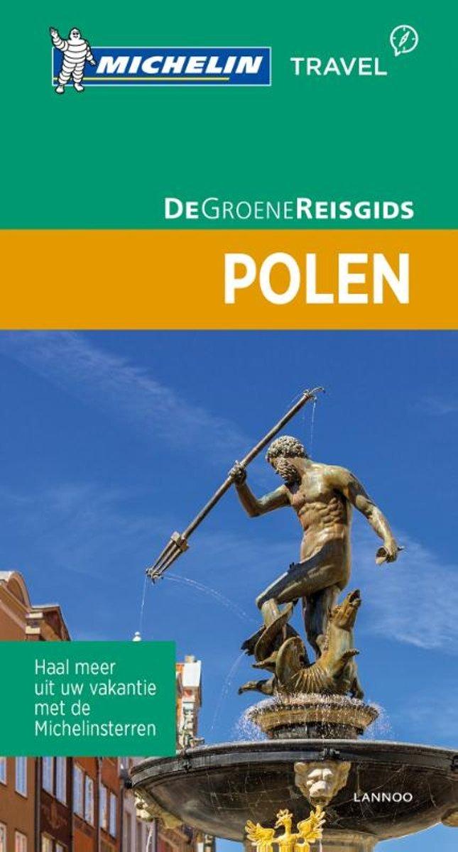 Polen | Michelin reisgids 9789401448710  Michelin Michelin Groene gidsen  Reisgidsen Polen