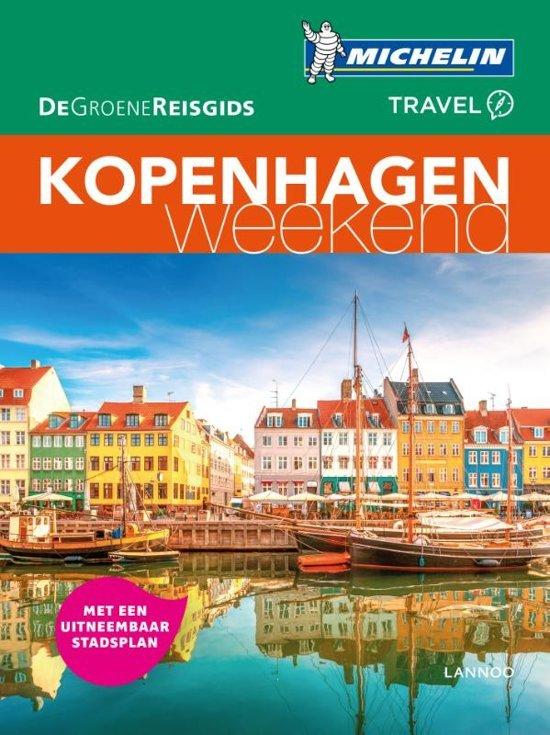 Michelin Groene Reisgids Weekend Kopenhagen 9789401448741  Michelin Michelin Groene Gids Weekend  Reisgidsen Denemarken
