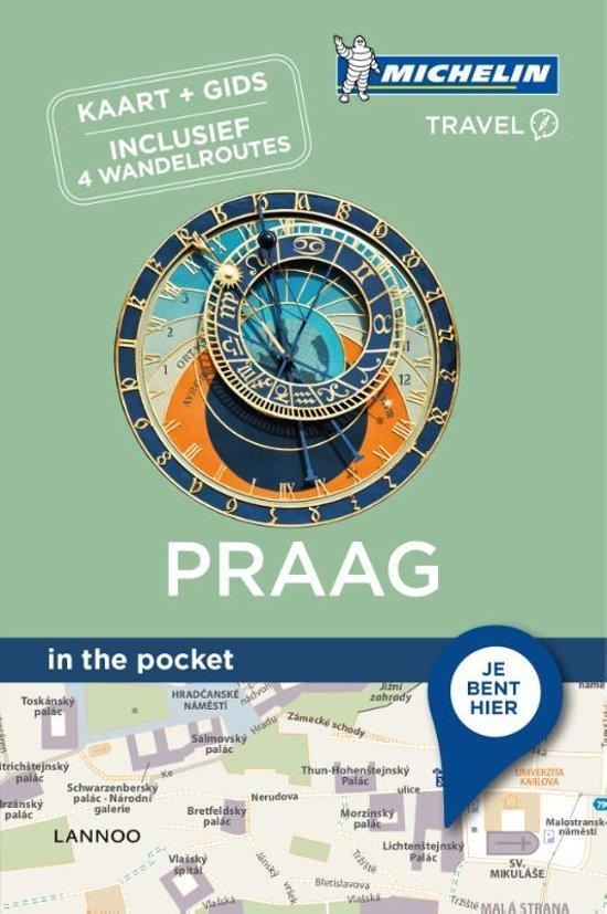 Praag - in the pocket 9789401448895  Michelin In the pocket  Reisgidsen Tsjechië