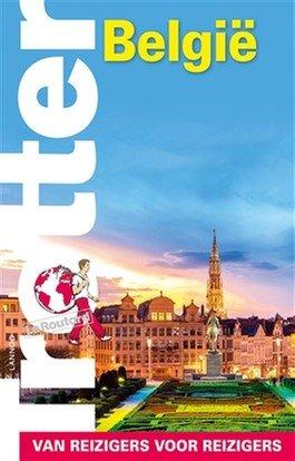 Trotter België 9789401449489  Lannoo Trotter  Reisgidsen België & Luxemburg
