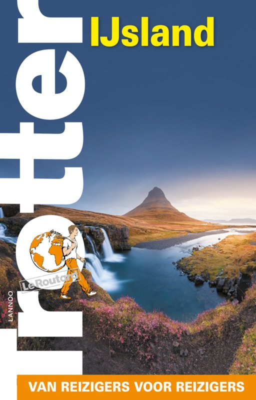 Trotter IJsland 9789401449564  Lannoo Trotter  Reisgidsen IJsland