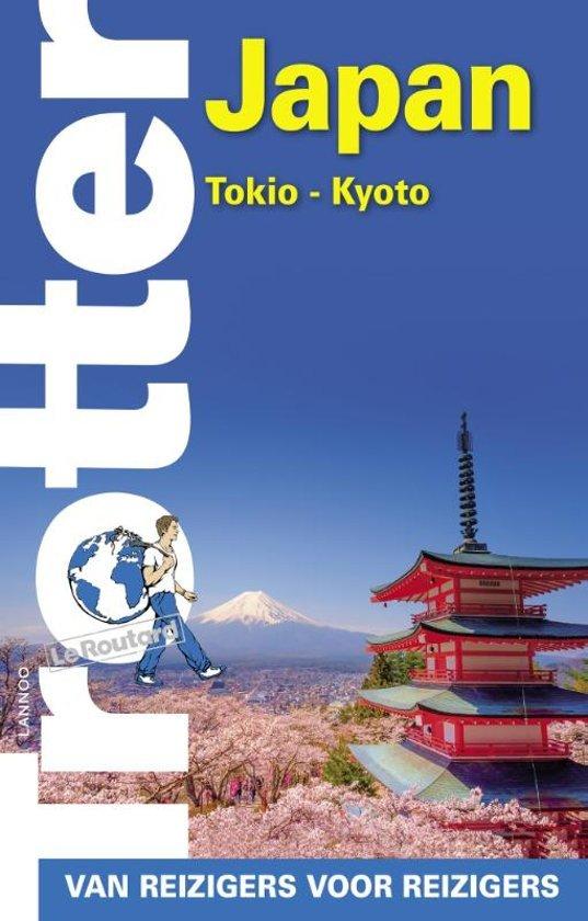 Trotter Japan 9789401449571  Lannoo Trotter  Reisgidsen Japan