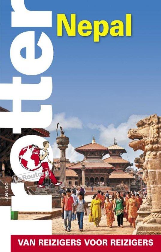 Trotter Nepal 9789401449588  Lannoo Trotter  Reisgidsen Nepal