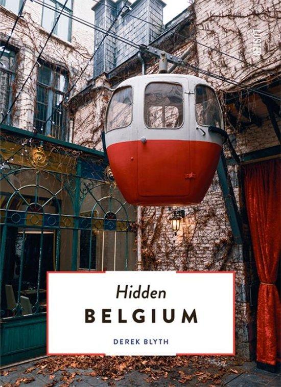 Hidden belgium 9789460582141  Luster   Reisgidsen België & Luxemburg