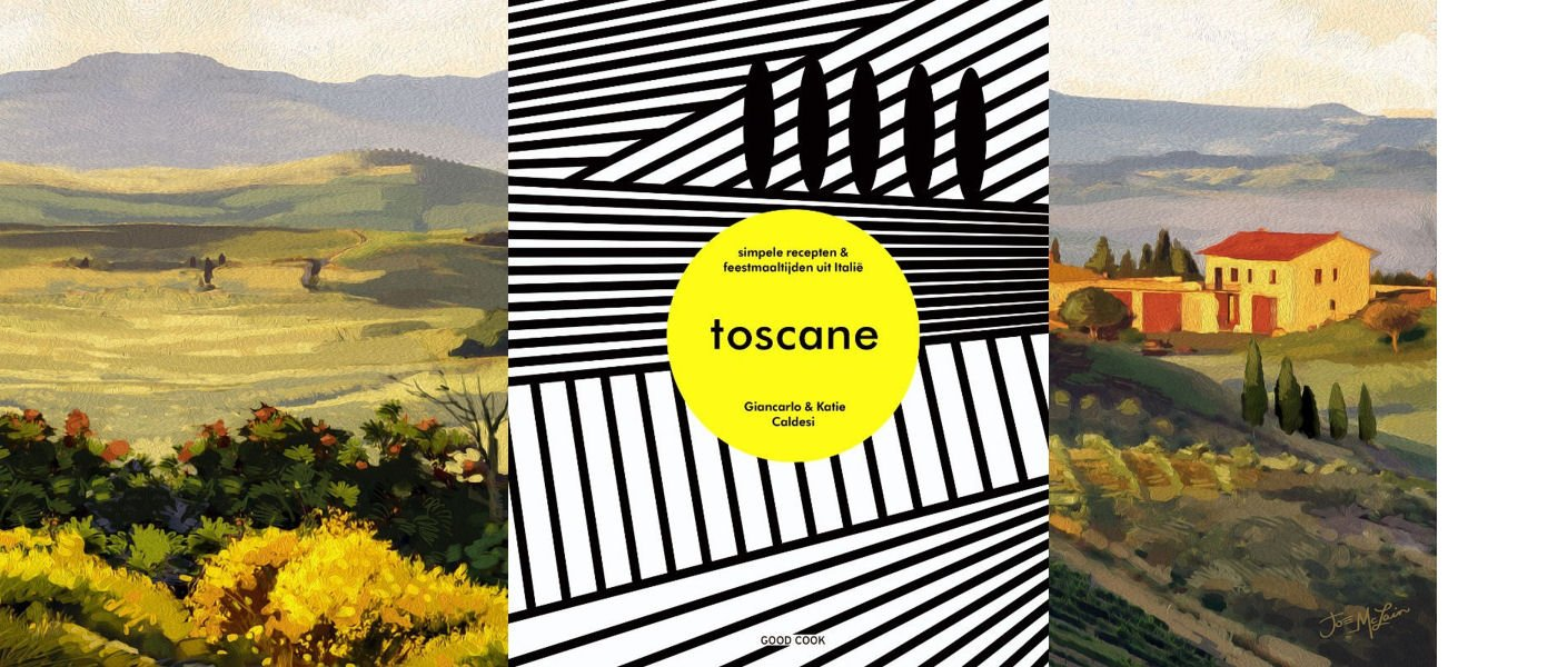 Toscane | kookboek 9789461431875  Good Cook Publishing   Culinaire reisgidsen Toscane, Umbrië, de Marken