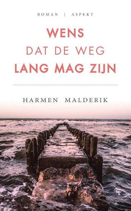 Wens dat de weg lang mag zijn | Harmen Malderik 9789463384711 Harmen Malderik Aspekt   Reisverhalen, Watersportboeken Griekenland