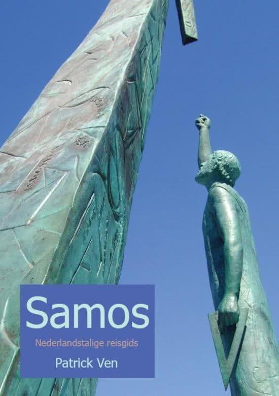Samos | reisgids 9789491164286 Patrick Ven Pumbo   Reisgidsen Egeïsche Eilanden