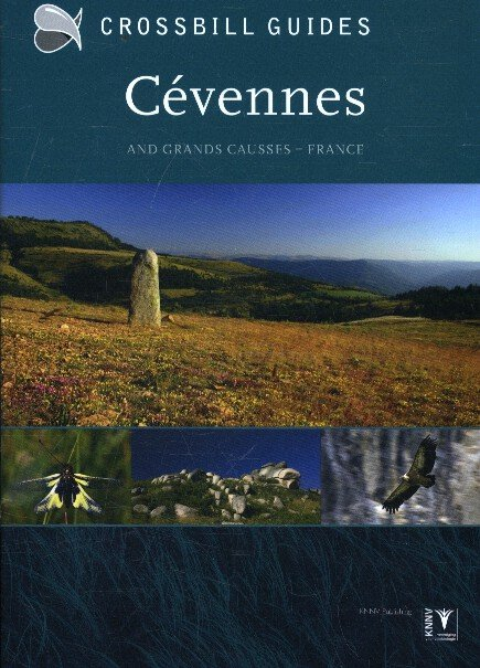 Cévennes and Grands Causses | natuurreisgids 9789491648052  Crossbill Guides Foundation / KNNV Nature Guides  Natuurgidsen Cevennen, Languedoc, Lot, Tarn, Toulouse