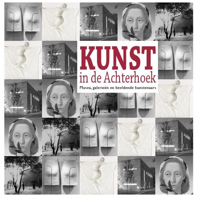 Kunst in de Achterhoek   Willem Beemers 9789491826412  Uitgeverij Gelderland   Landeninformatie Gelderse IJssel en Achterhoek