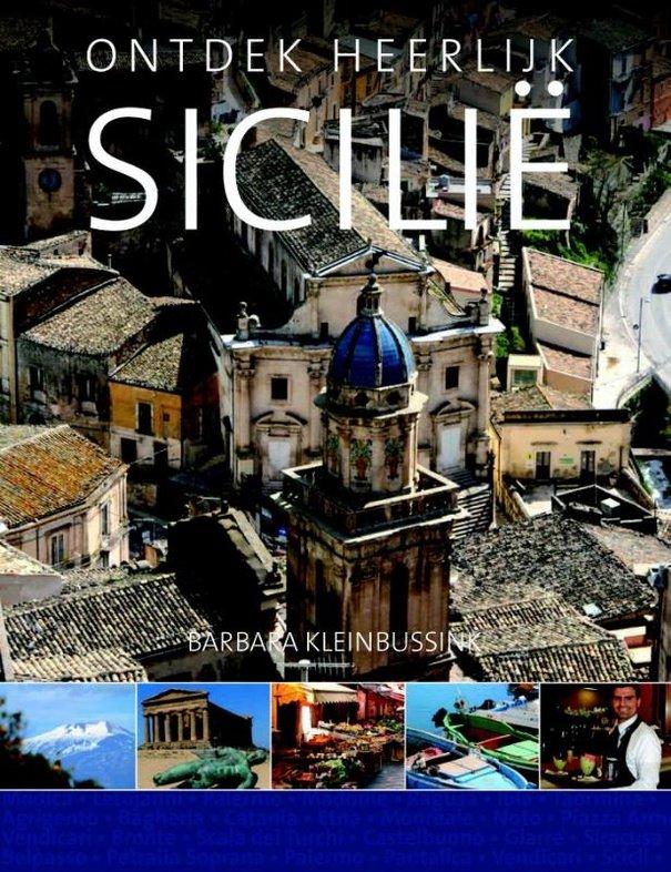 Ontdek heerlijk Sicilië 9789492199539  Edicola   Reisgidsen, Culinaire reisgidsen Sicilië