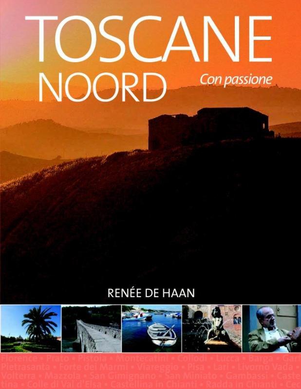 Toscane Noord anders bezien 9789492199560  Edicola   Reisgidsen Toscane, Florence
