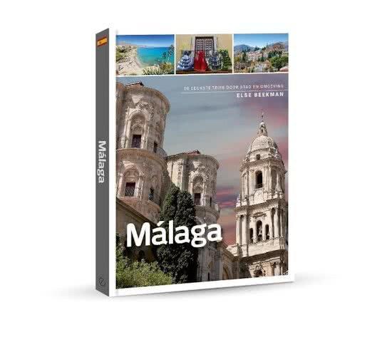 Málaga (Malaga) 9789492500243  Edicola   Reisgidsen Malaga