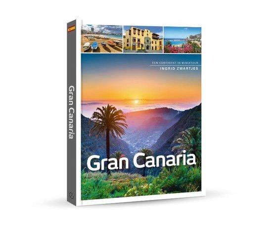 Gran Canaria | Ingrid Zwartjes 9789492500847 Ingrid Zwartjes Edicola   Reisgidsen Gran Canaria