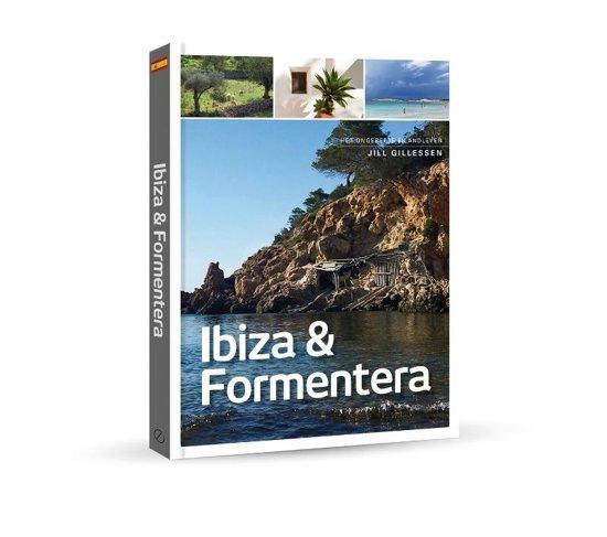 Ibiza & Formentera | Jill Gillessen 9789492500854 Jill Gillessen Edicola   Reisgidsen Ibiza