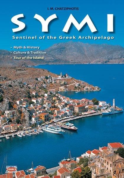 Symi [boek] 9789605402471  Toubis   Reisgidsen Egeïsche Eilanden