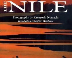 The Nile 9789622175952 Kazuyoshi Nomachi Odyssey   Fotoboeken Egypte