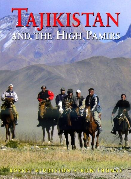 Tajikistan + The High Pamirs 9789622178182  Odyssey   Reisgidsen Centraal-Aziatische republieken (Kazachstan, Uzbekistan, Turkmenistan, Kyrgysztan, Tadjikistan)
