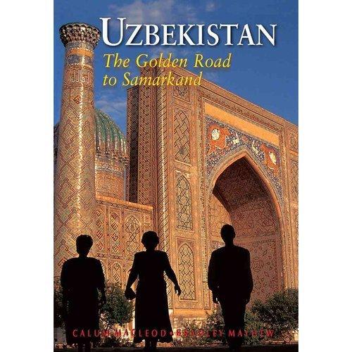 Uzbekistan (reisgids Oezbekistan) 9789622178373  Odyssey   Reisgidsen Centraal-Aziatische republieken (Kazachstan, Uzbekistan, Turkmenistan, Kyrgysztan, Tadjikistan)