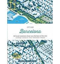 Citix60: Barcelona 9789881222770  Victionary   Reisgidsen Barcelona