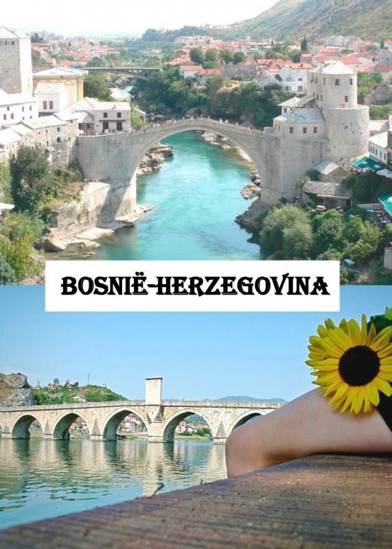 Bosnië-Herzegovina | reisgids 9789993826552 Jules Albrechts Jules Albrechts   Reisgidsen Servië, Bosnië-Hercegovina, Macedonië, Kosovo, Montenegro