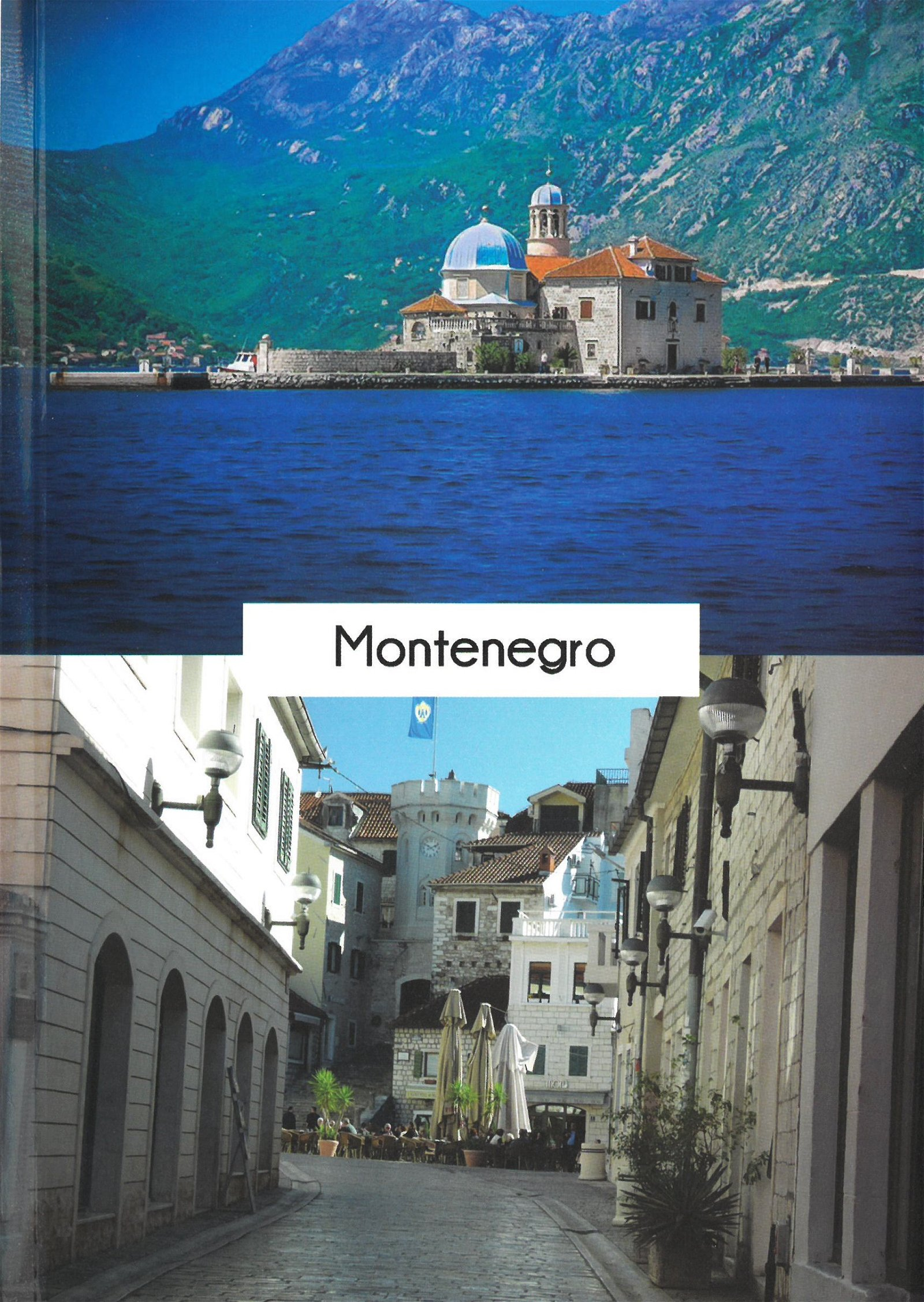 Montenegro 9789993826668 Jules Albrechts Jules Albrechts   Reisgidsen Servië, Bosnië-Hercegovina, Macedonië, Kosovo, Montenegro